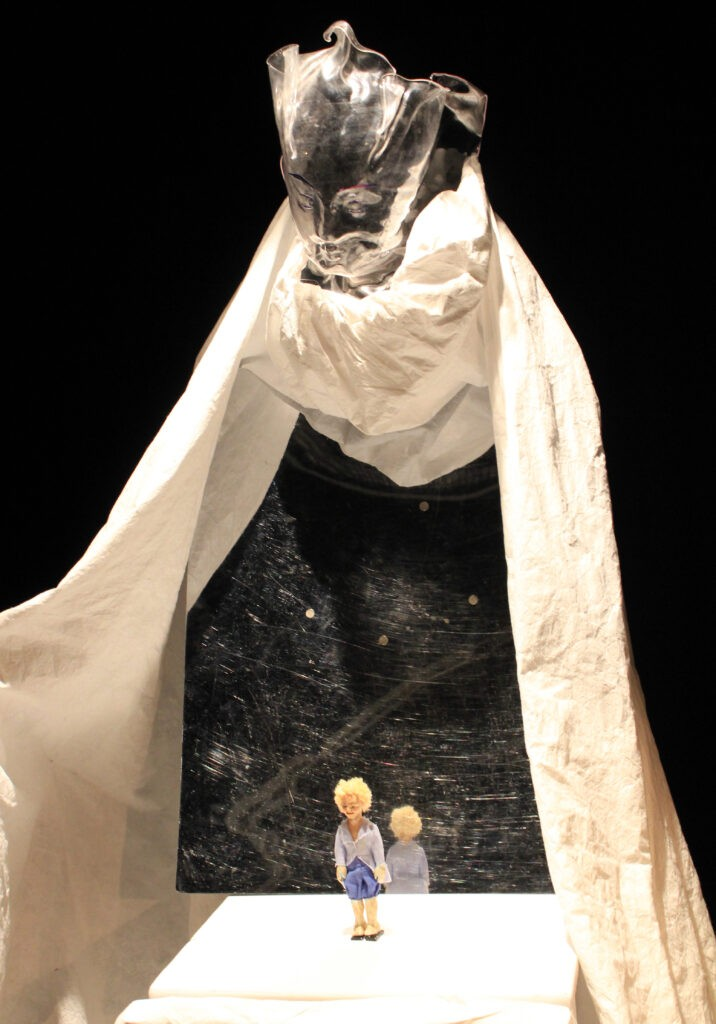 Schneekönigin, FELDtheater Berlin, Foto: Theater Miamou